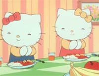 10c08e16bada show Hello Kitty s Paradise is showingacross UK on Fox Kids Europe